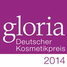 Carola Reck - Auszeichnung - Gloria - Deutscher Kosmetikpreis 2014