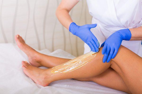 Behandlung Haarreduktion-Sugaring